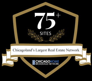75+ Sites Banner | ChicagoHome Brokerage Network